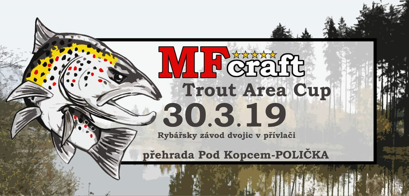MFCraft Trout Area CUP 2019 PRSO.me